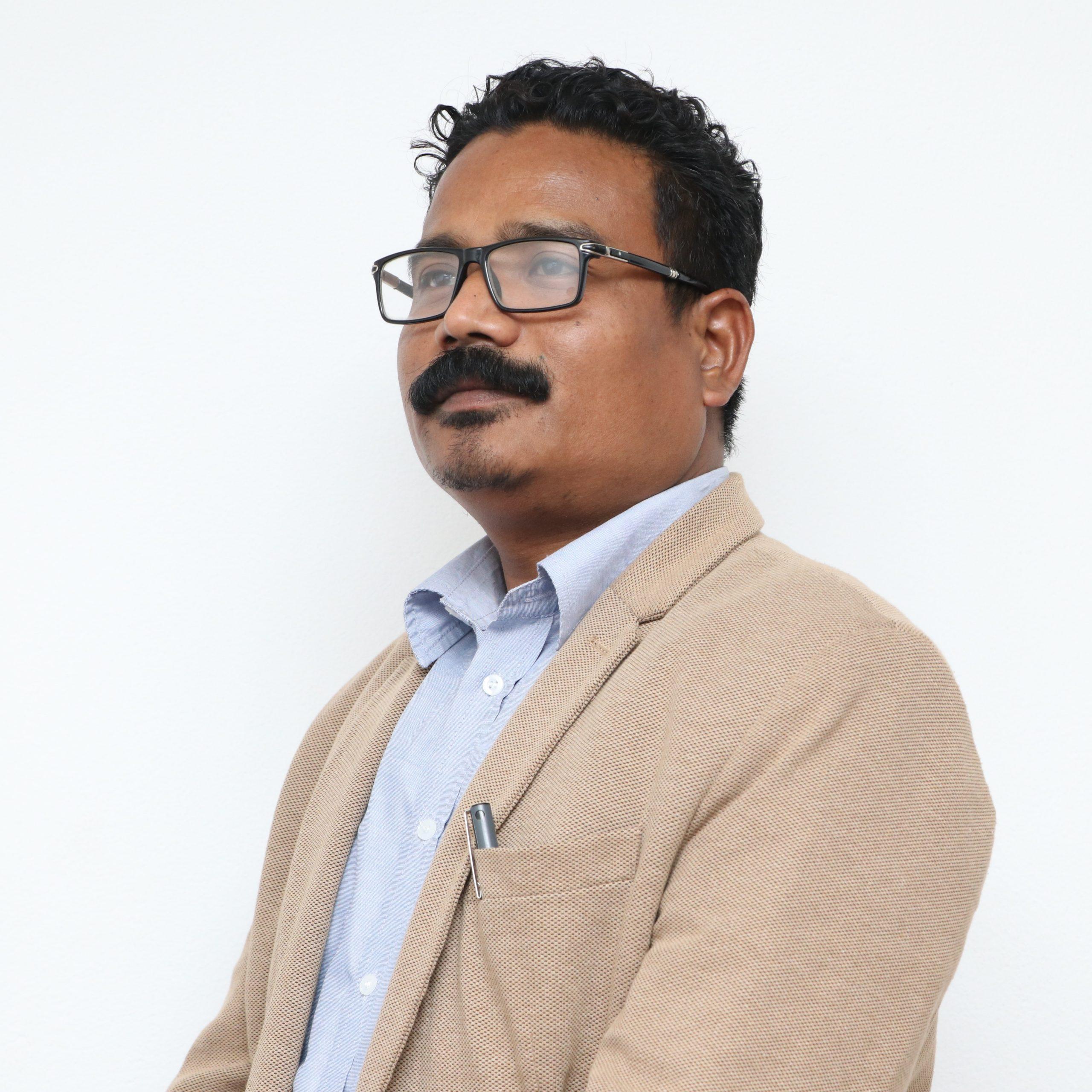 Er. Binod Bhagat